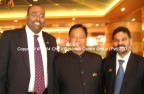 Meeting with Sri Lankan Cabinet Minister Dr SARATH AMUNUGAMA in Shanghai 2007