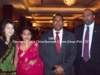 Meeting with Mr Alexi Gunasekara, Council of Commerce in Beijing-2009
