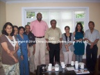 Meeting with Prof Nalin De Silva in Toronto Canada - 2009